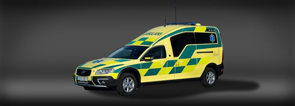 XC70 ambulans