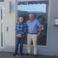 Nilsson Special Vehicles AB startar dotterbolag i Norge