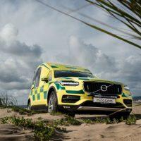 Lanseringen närmar sig för Nilsson XC90 Ambulans..