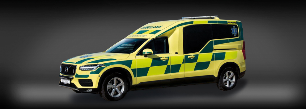 Xc90 Ambulance >> Nilsson Special Vehicles Nilsson Xc90 Ambulance Nilsson Special