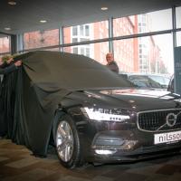 Nilsson V90 Begravningsbil lanserad i helgen!