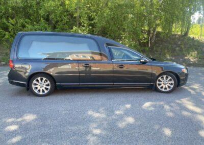 Nilsson V70 begravningsbil